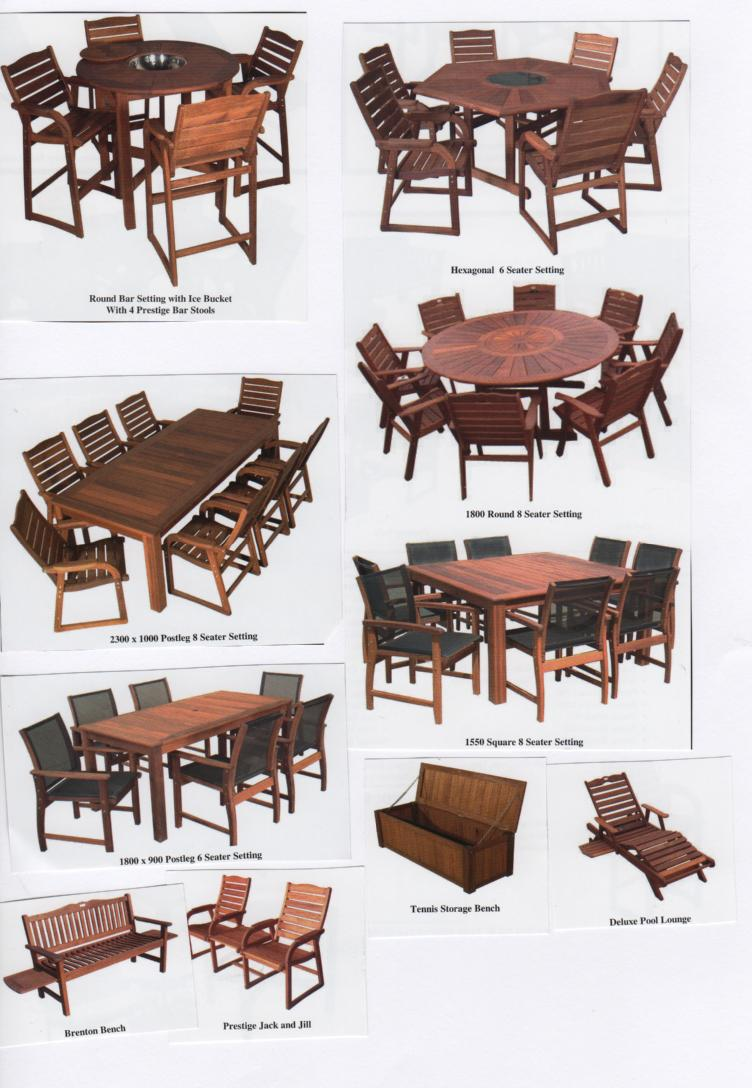 image outdoor furniture. Outdoor: Swifts Timber Outdoor Image Furniture