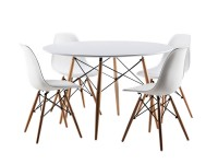 Eames-Replica-White-Table-with-Chairs