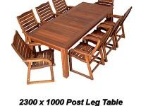 9 pc rectangular dining suite